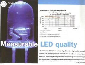 La morte prematura dei LED